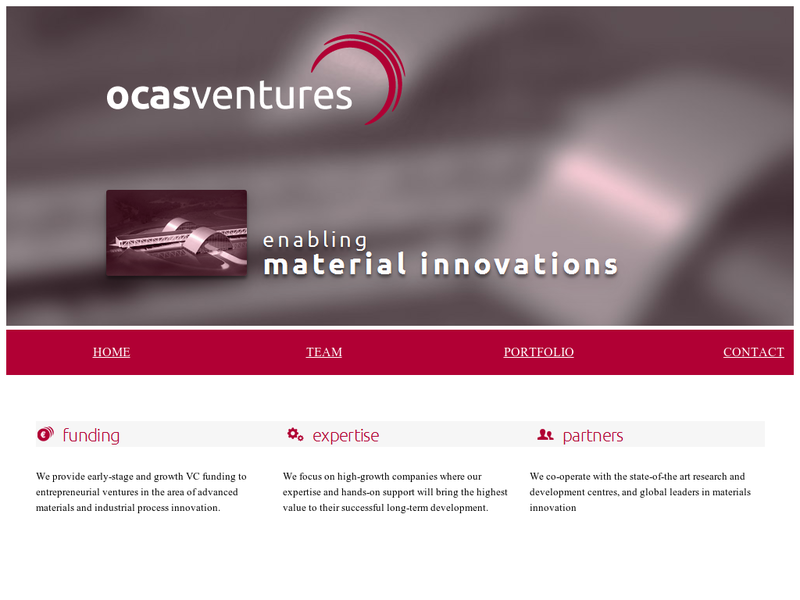 Images from OCAS Ventures