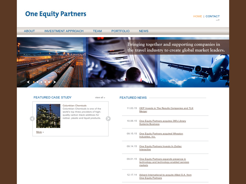 Images from One Equity Partners LLC