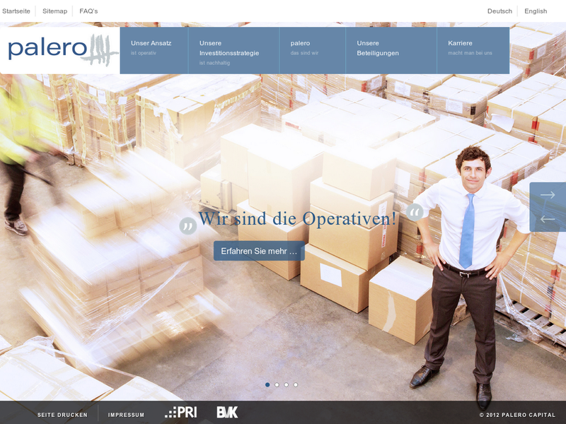 Images from palero capital GmbH