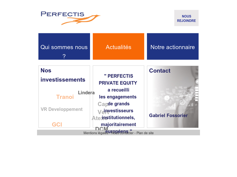 Images from Perfectis Private Equity