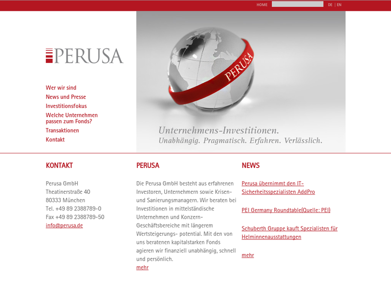 Images from Perusa GmbH