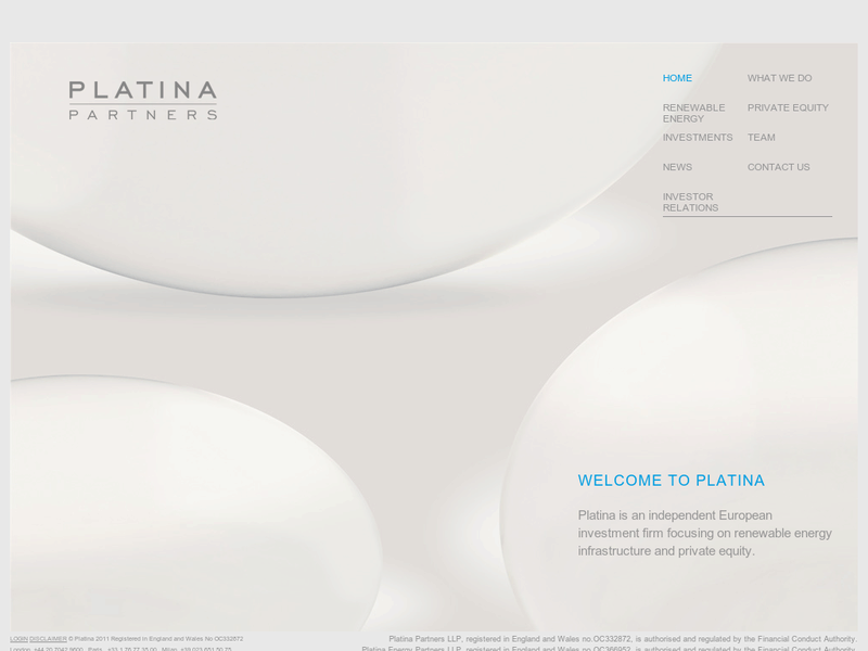 Images from Platina Partners LLP