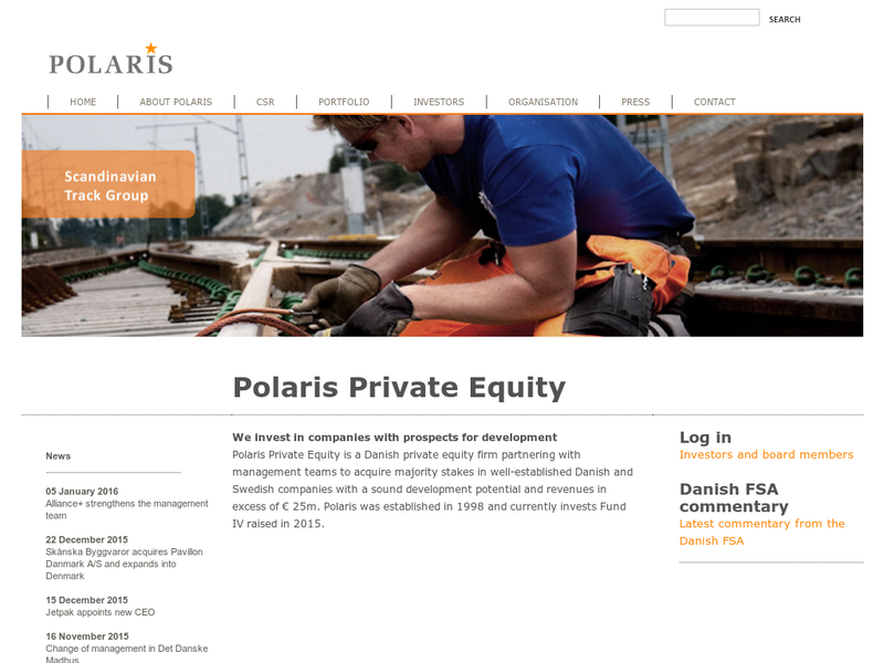 Images from Polaris Private Equity