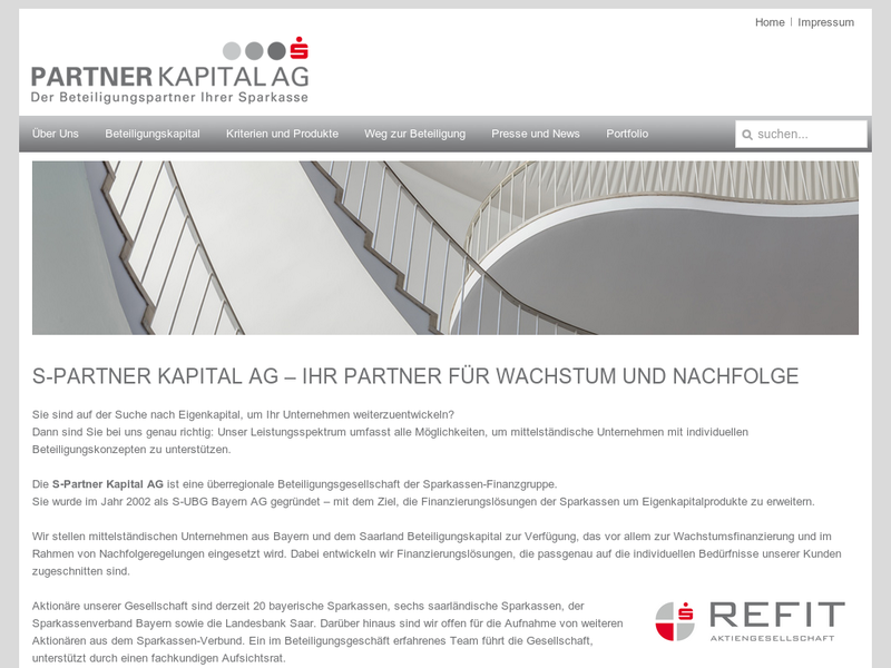 Images from S-Partner Kapital AG