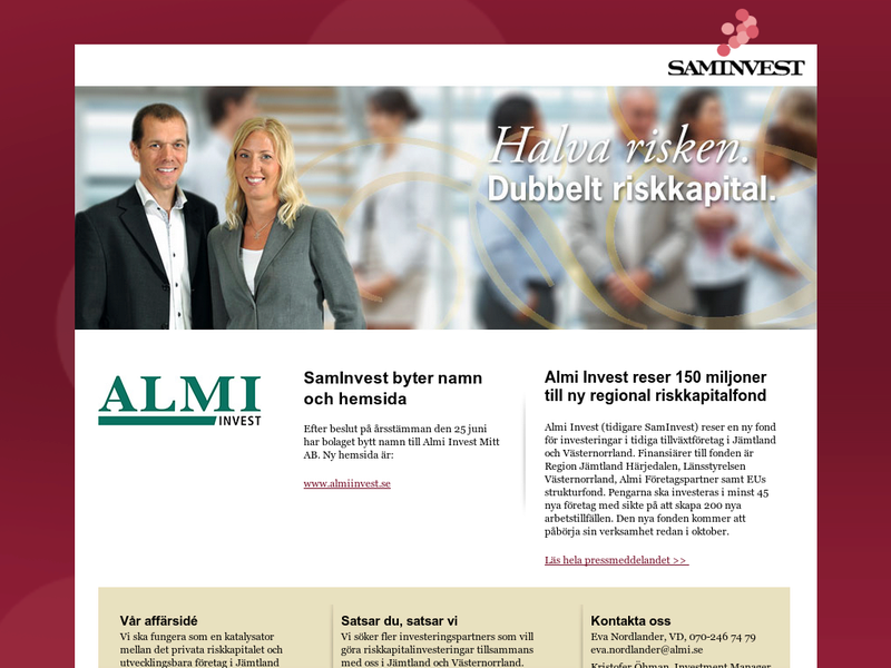 Images from SamInvest Mitt AB