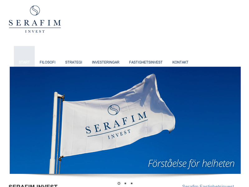 Images from Serafim Invest AB