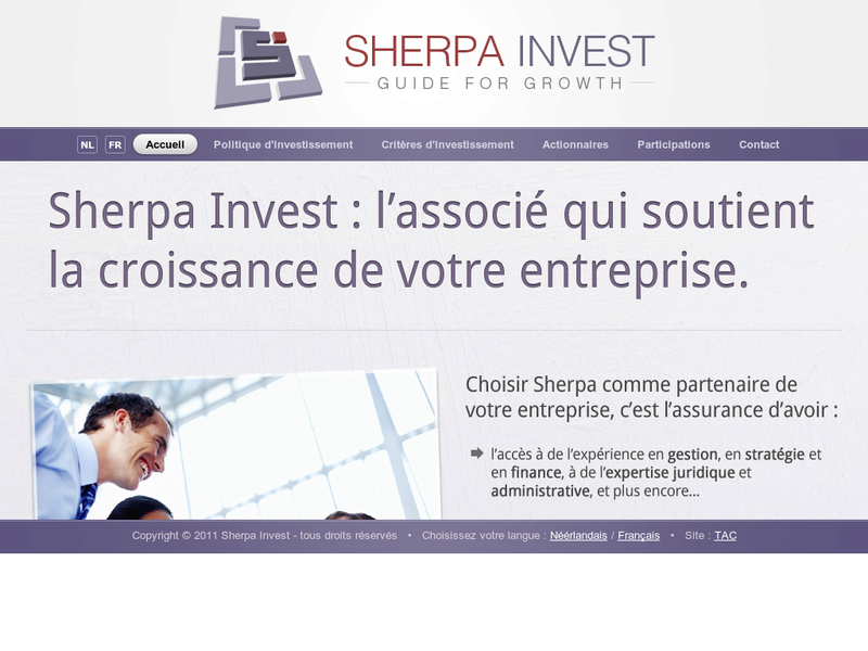Images from Sherpa Invest
