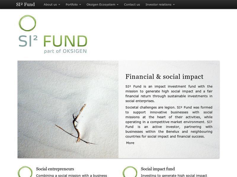 Images from SI2 Fund