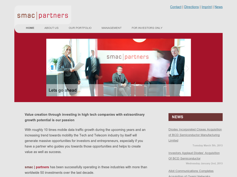 Images from smac partners GmbH