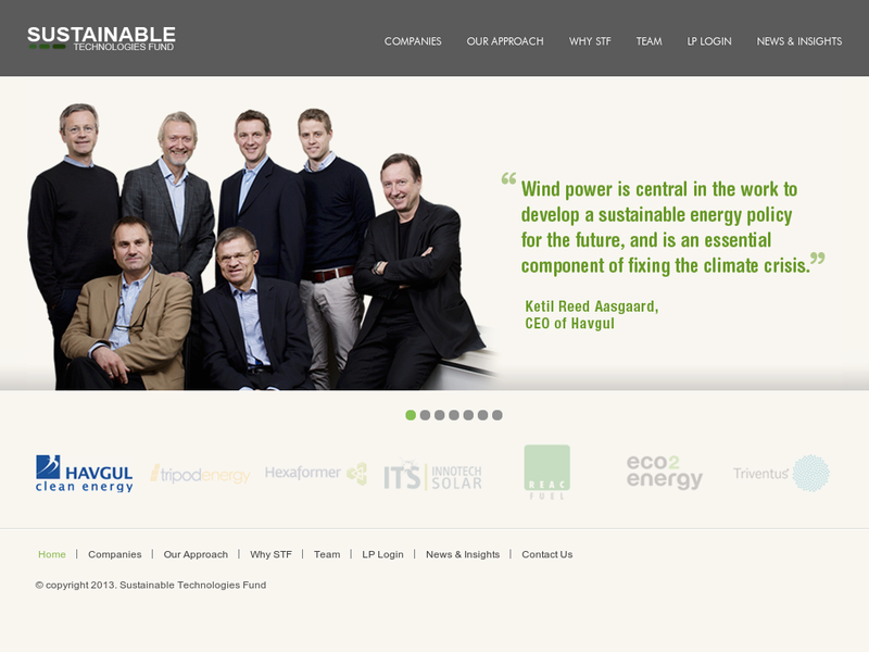 Images from Sustainable Technology Partners Nordic AB