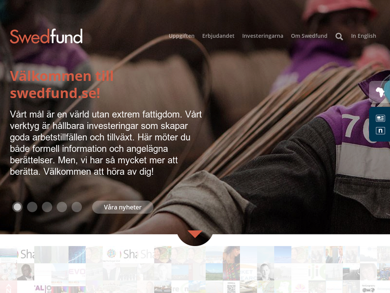 Images from Swedfund International AB