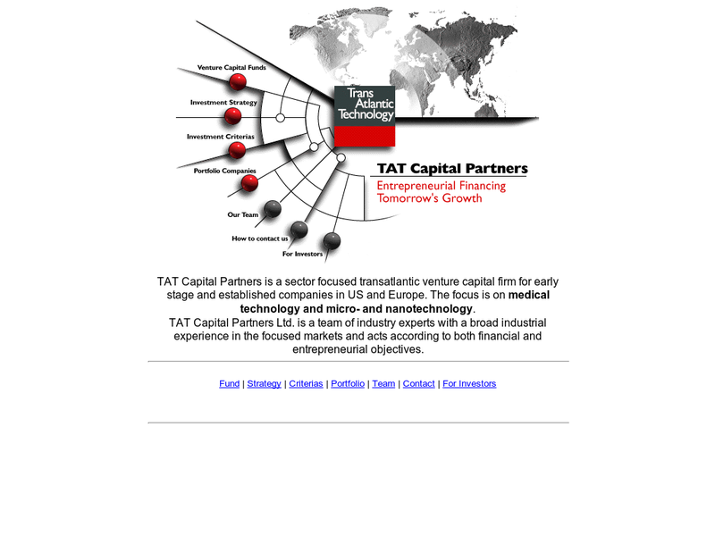 Images from TAT Capital Partners AG