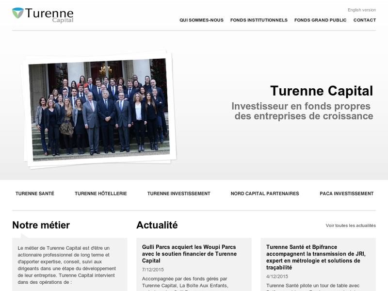 Images from Turenne Capital Partenaires