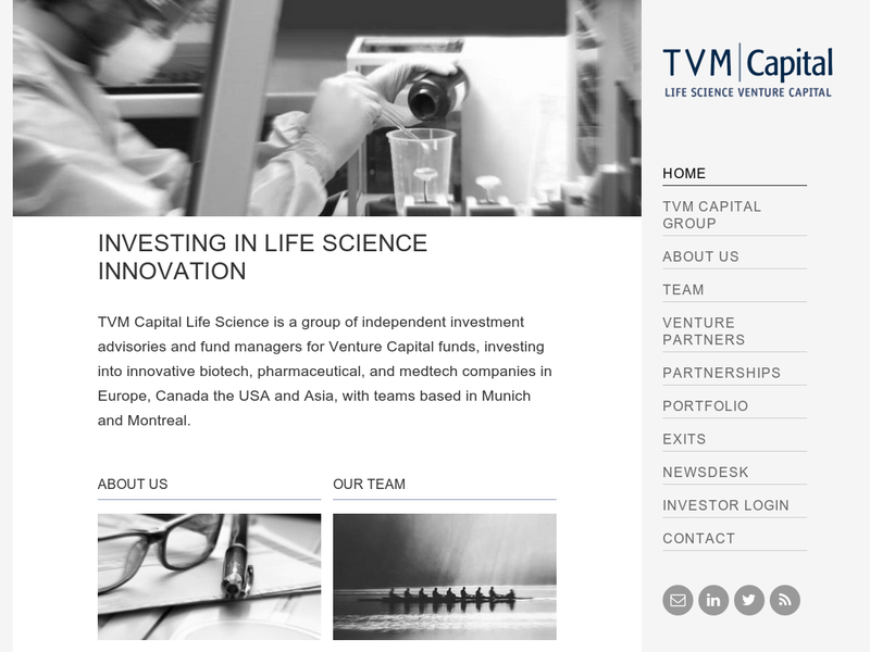 Images from TVM Capital Life Science