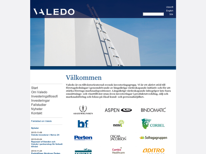 Images from Valedo Partners