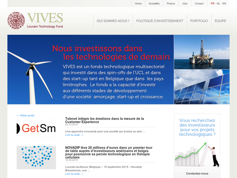Images from VIVES SA