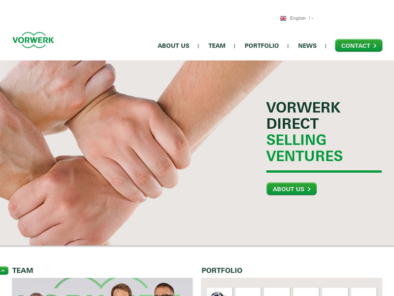 Images from Vorwerk Direct Selling Ventures GmbH