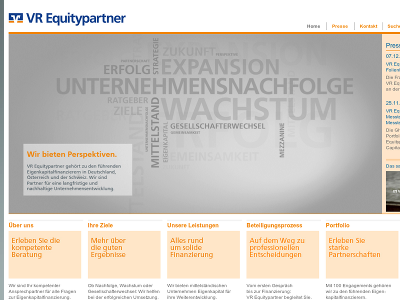Images from VR Equitypartner GmbH
