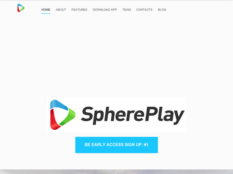 Images from SpherePlay