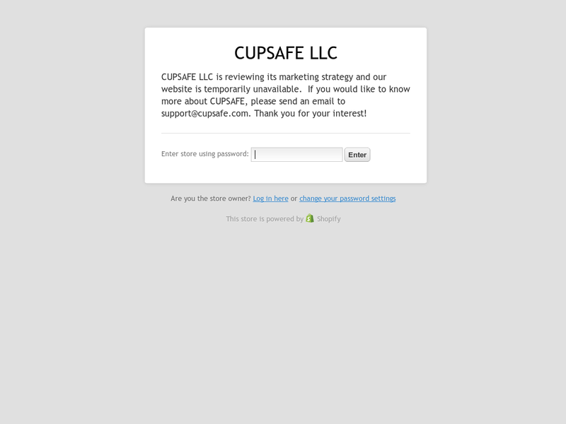 Images from CUPSAFE