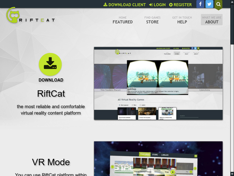 Images from RiftCat