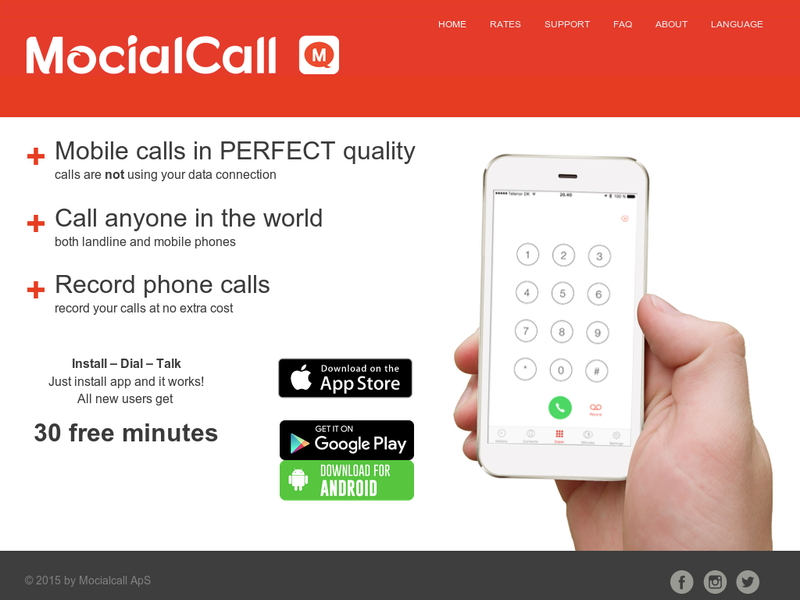 Images from MocialCall