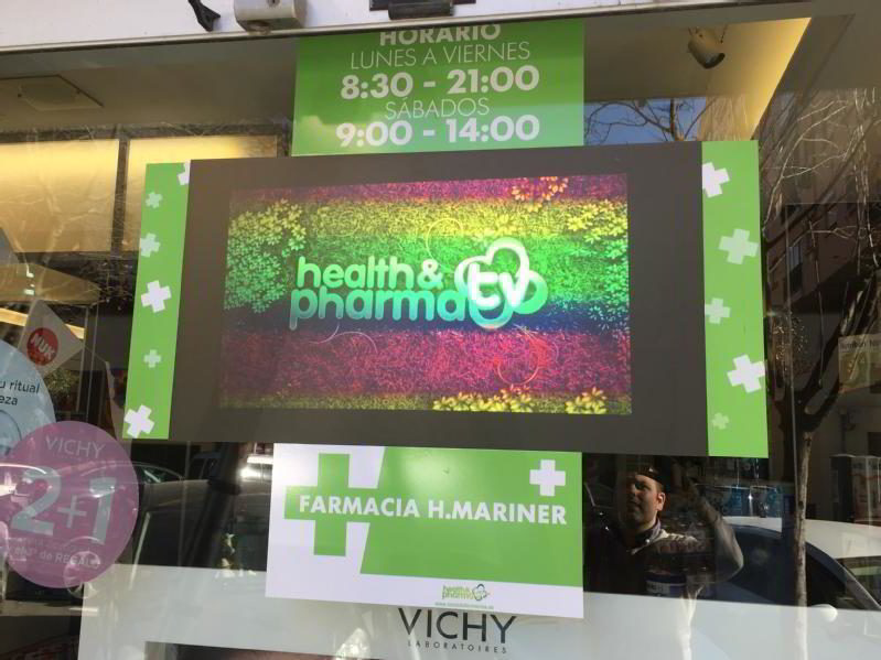 Images from Health&pharma tv