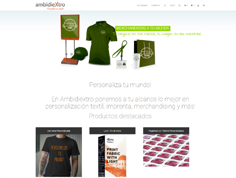 Images from Ambidiextro