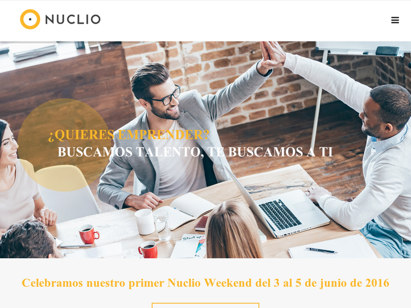 Images from Nuclio Venture Builder