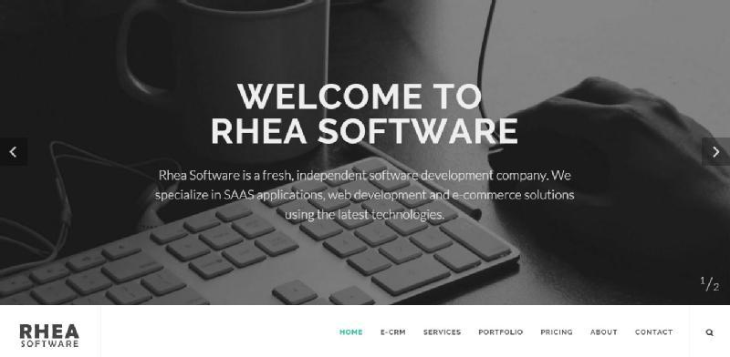 Images from Rhea Software