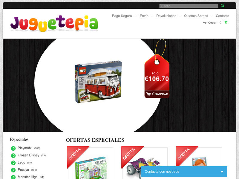 Images from JUGUETEPIA