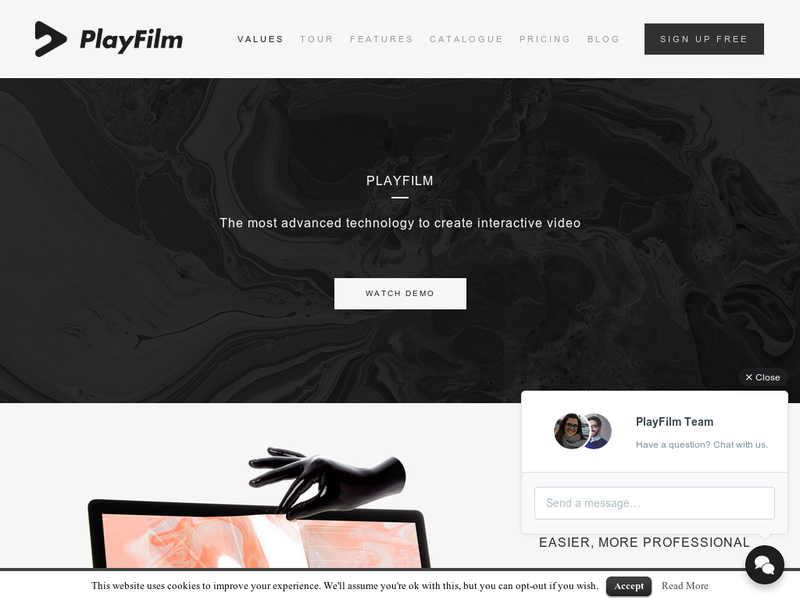 Images from PlayFilm