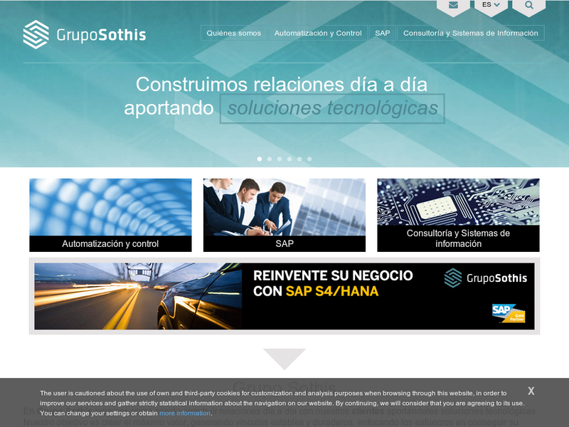 Images from Grupo Sothis