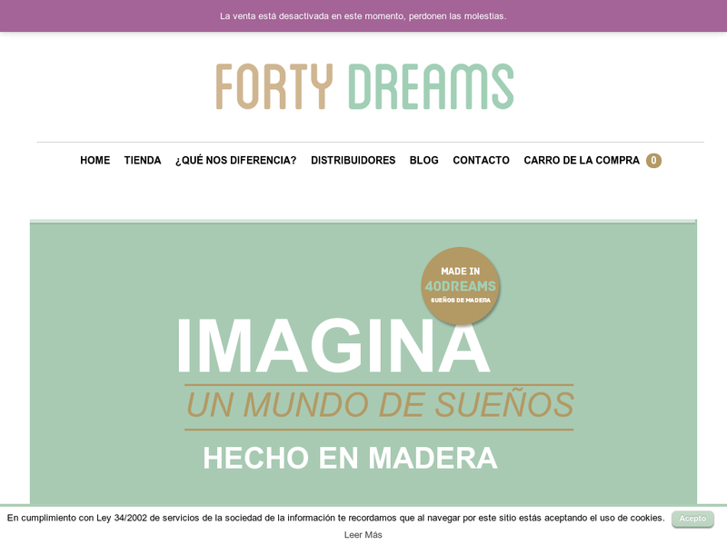 Images from FortyDreams