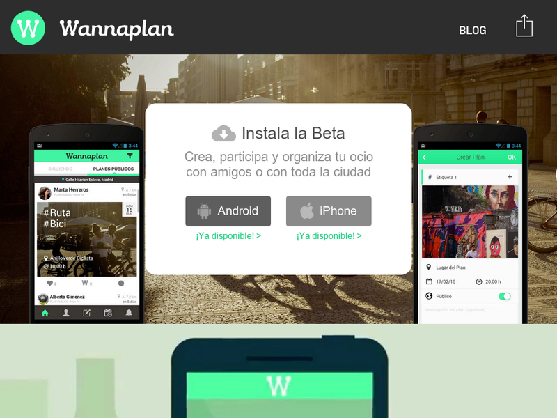 Images from Wannaplan