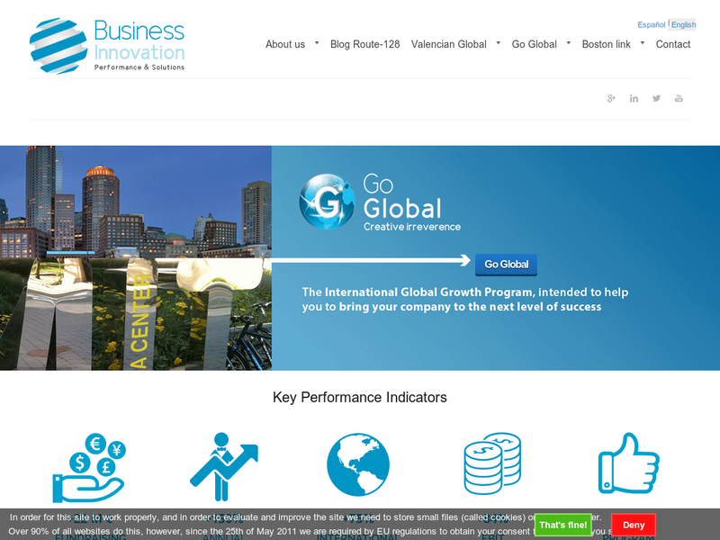 Images from Business Innovation - Go Global