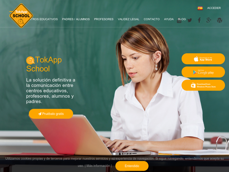 Images from TokApp School