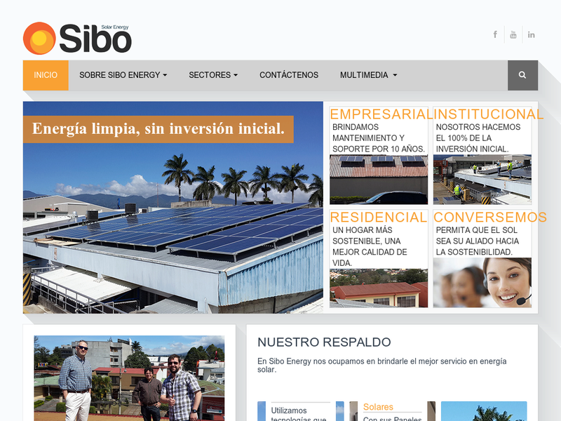 Images from Sibo Energy