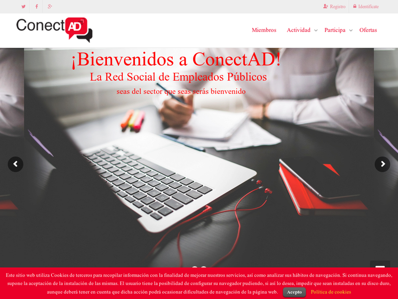 Images from ConectAD