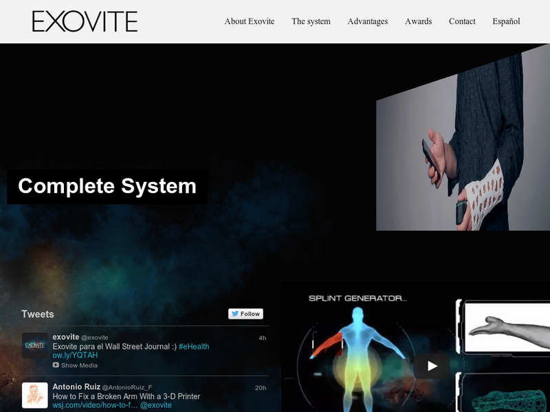 Images from Exovite