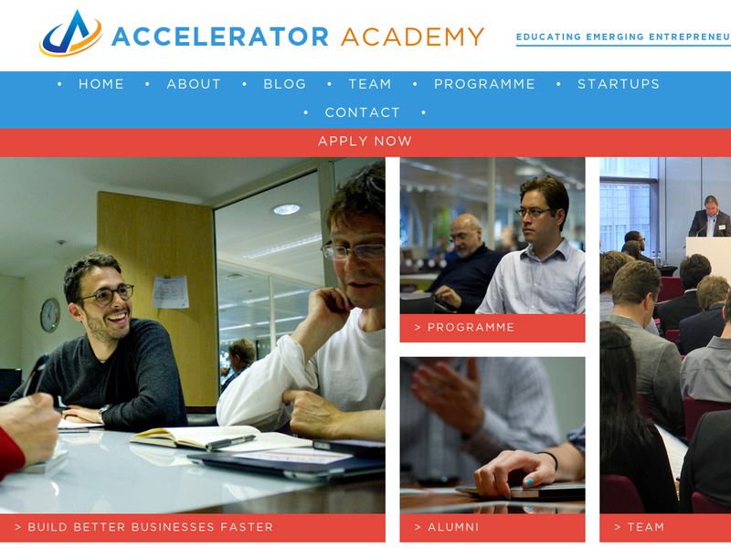 Images from Accelerator Academy
