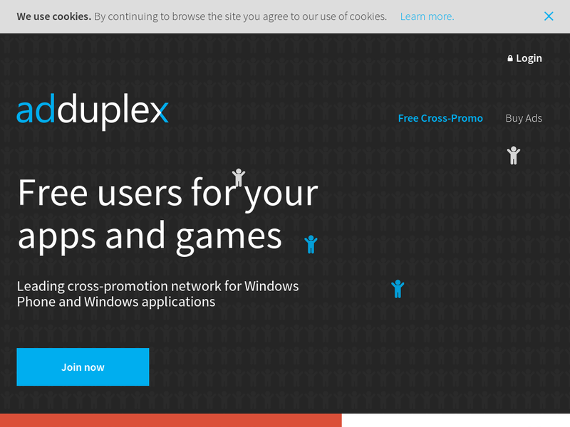 Images from AdDuplex