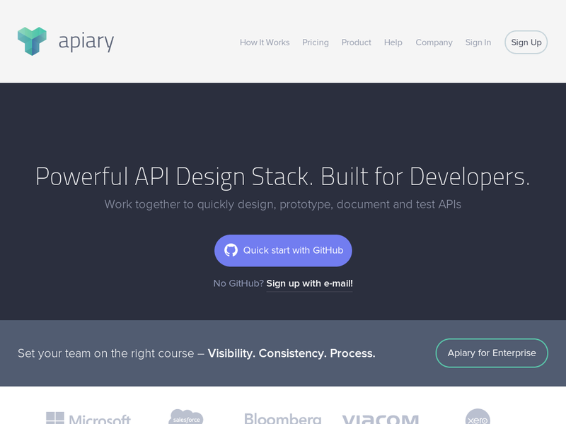 Images from Apiary.io