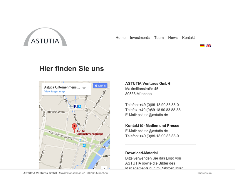 Images from Astutia Ventures