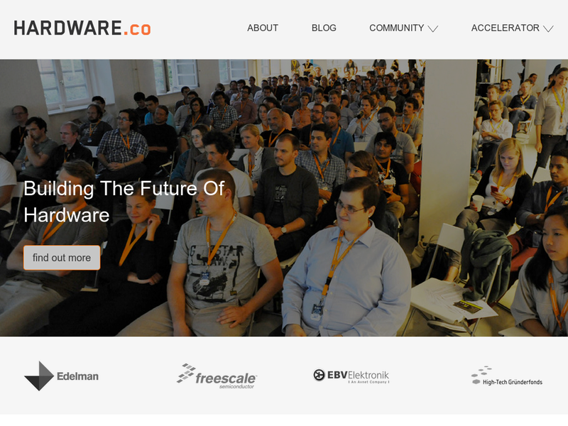 Images from Berlin Hardware Accelerator