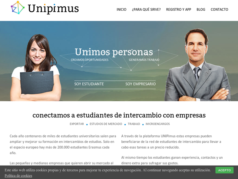 Images from Unipimus