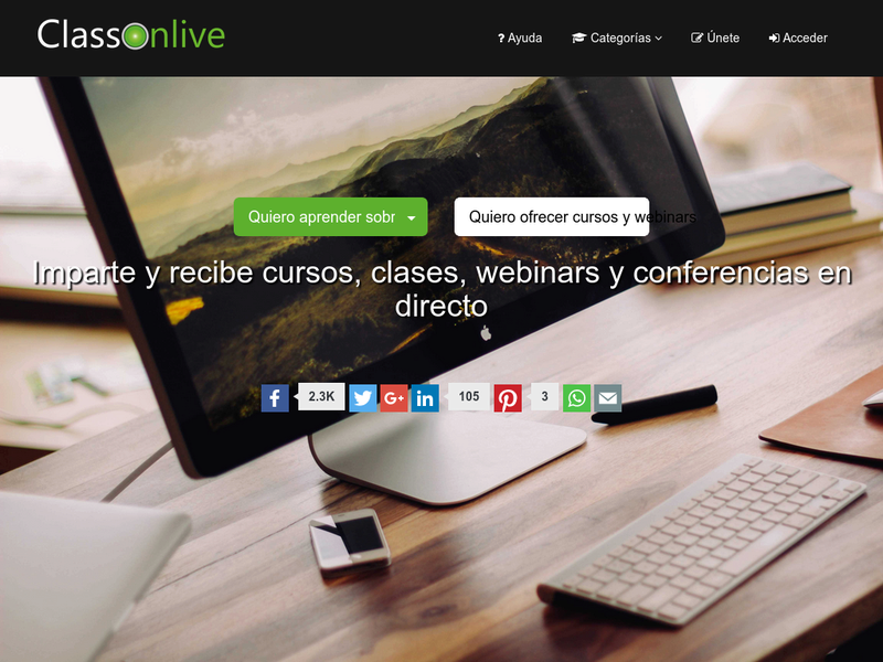 Images from ClassOnLive