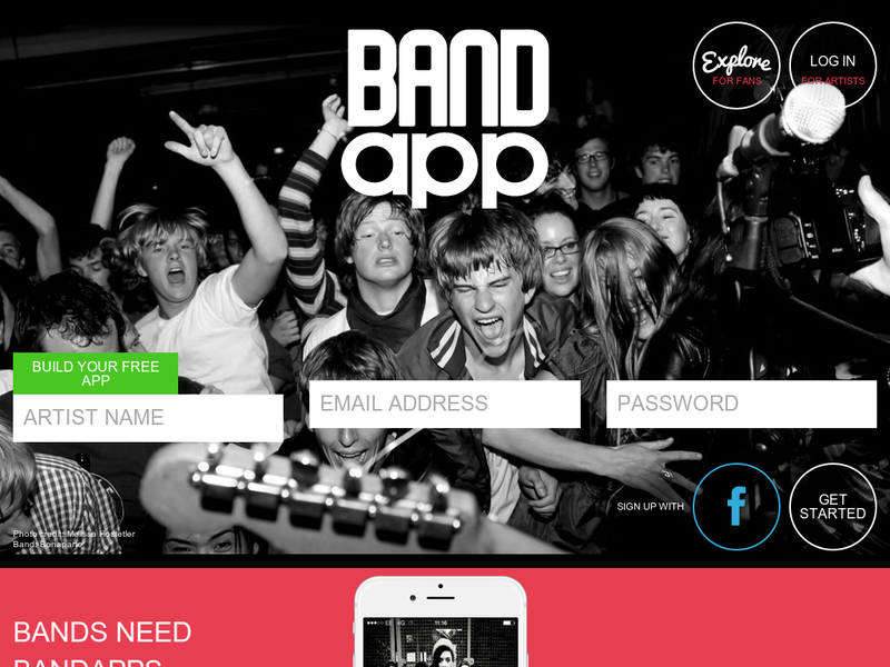 Images from BandApp