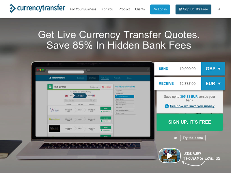 Images from CurrencyTransfer.com