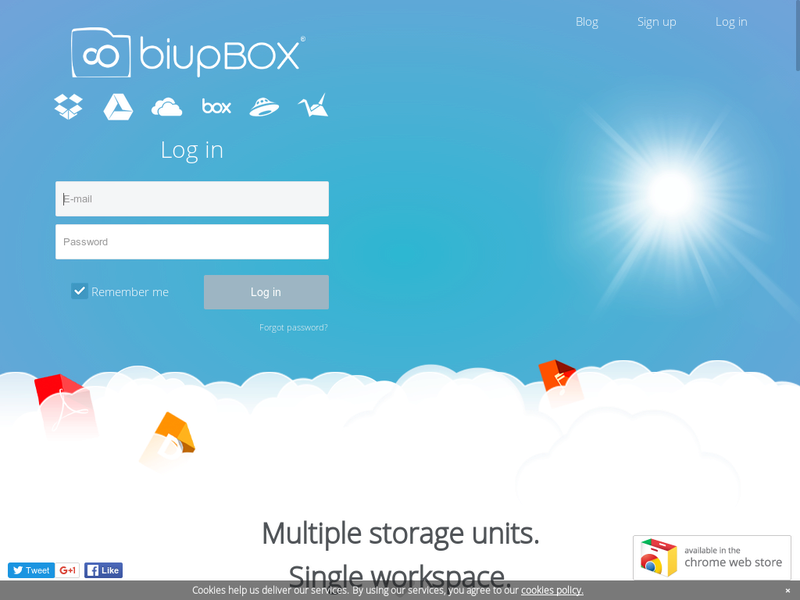 Images from biupBOX